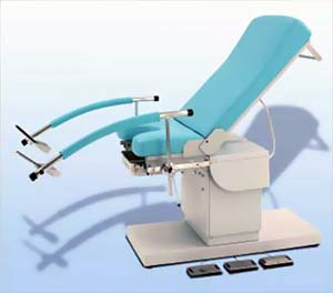 Купить гинекологическое смотровое кресло AGA-LIFT 1060-EEE