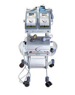Тележка для аппаратов для электротерапии серии BTL
