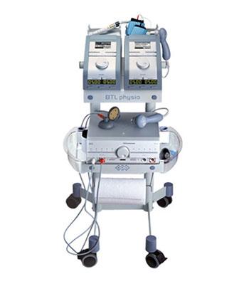 Купить тележку для аппарата для ультразвуковой терапии BTL