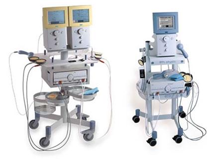 Тележки для аппаратов для элктротерапии серии BTL-5000 Puls