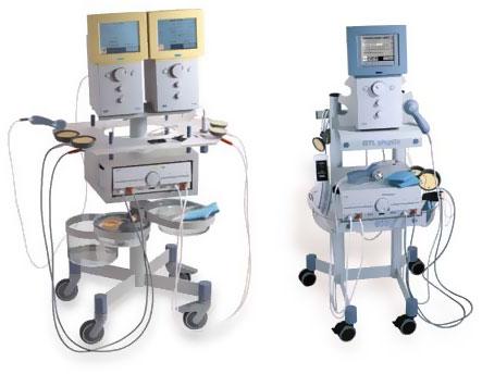 Тележка для аппарата ультразвуковой терапии