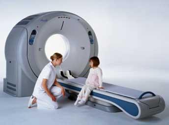 В Киеве нет ни одного детского томографа