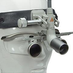 Купить фиброоптический налобный осветитель HEINE MD 1000