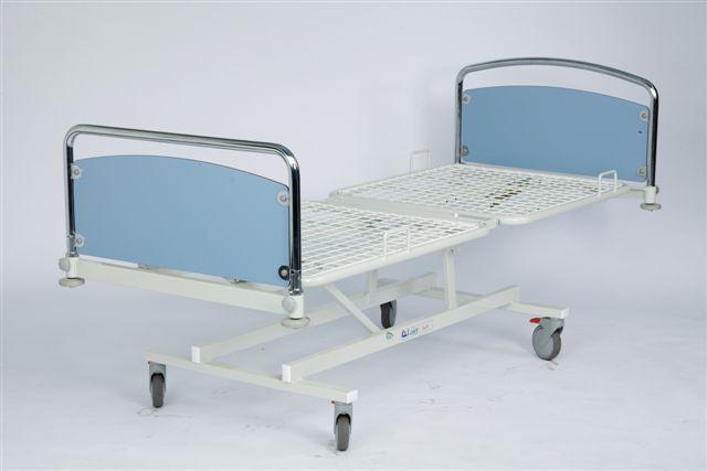 Купить реанимационную кровать с фиксированной высотой SALLI F-1 у компании МТ Техника