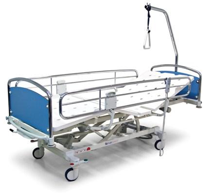 Купить реанимационную кровать Scanafia PRO S-280