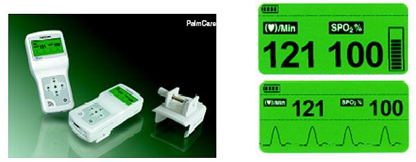 Купить портативный пульсоксиметр PALMCARE у компании МТ ТЕХНИКА